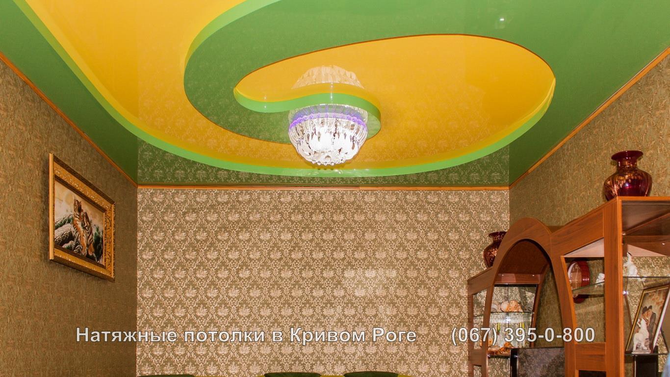 Красивый дизайн для потолка