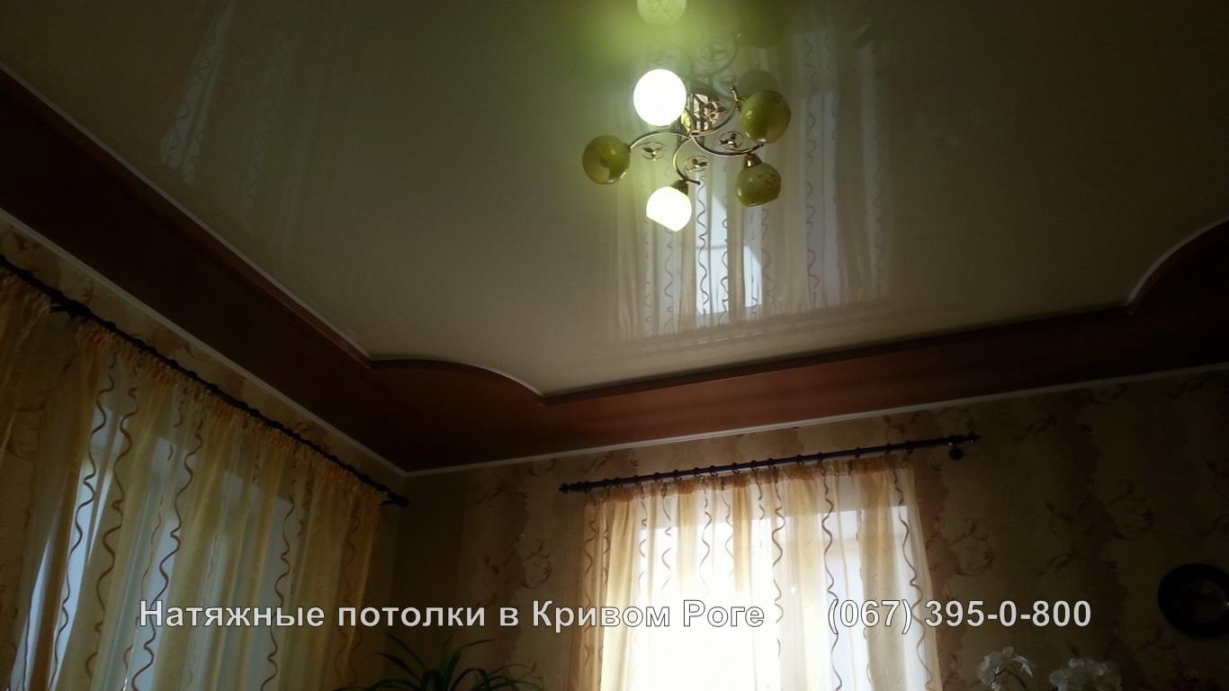 Красивые многоуровневые потолки